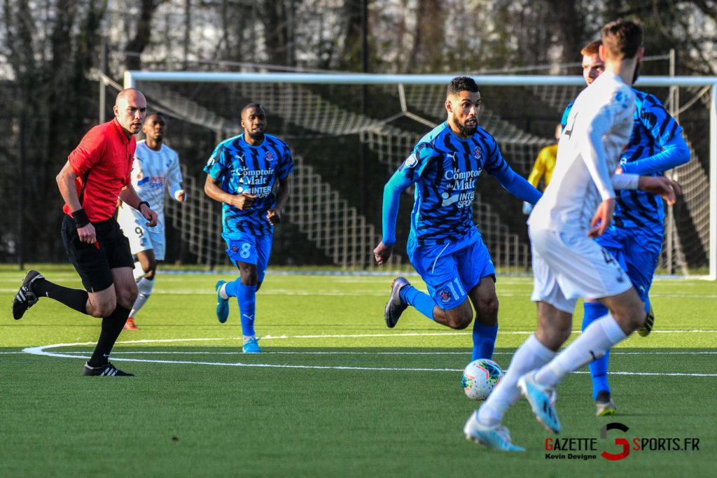 Football Amiens Sc B Vs Aca Kevin Devigne Gazettesports 51