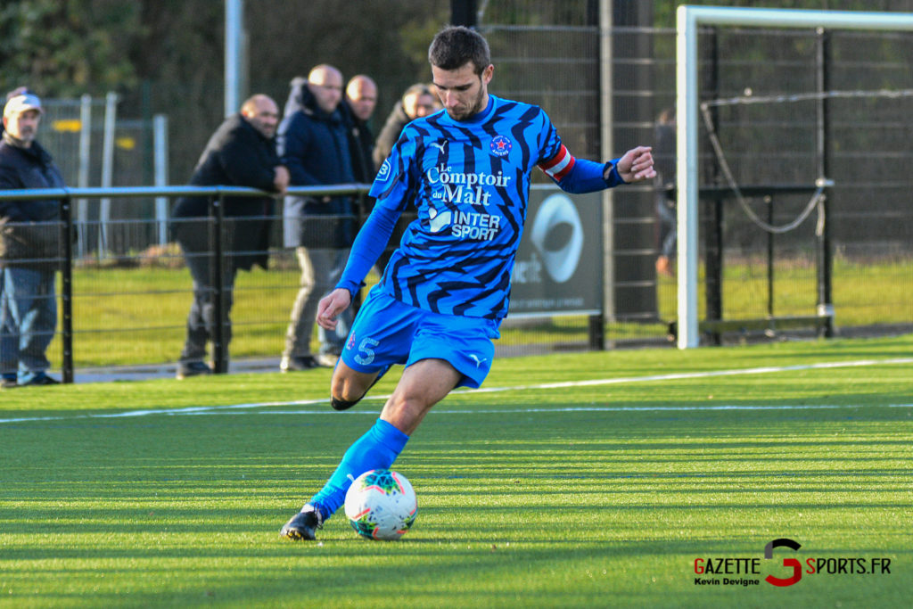 Football Amiens Sc B Vs Aca Kevin Devigne Gazettesports 55