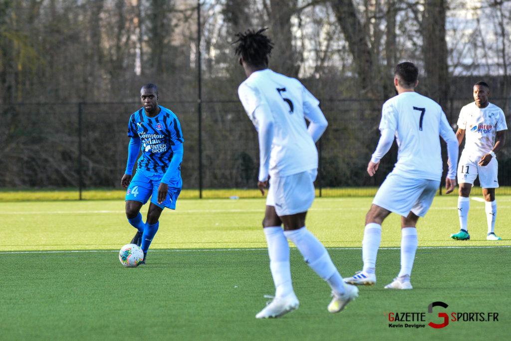 Football Amiens Sc B Vs Aca Kevin Devigne Gazettesports 57