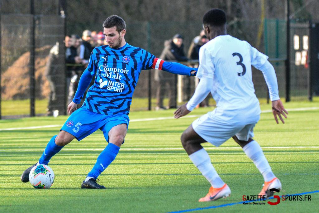 Football Amiens Sc B Vs Aca Kevin Devigne Gazettesports 58