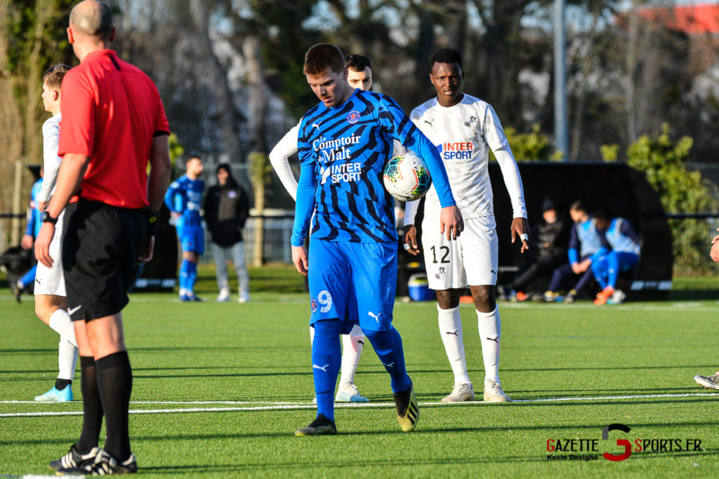 Football Amiens Sc B Vs Aca Kevin Devigne Gazettesports 62
