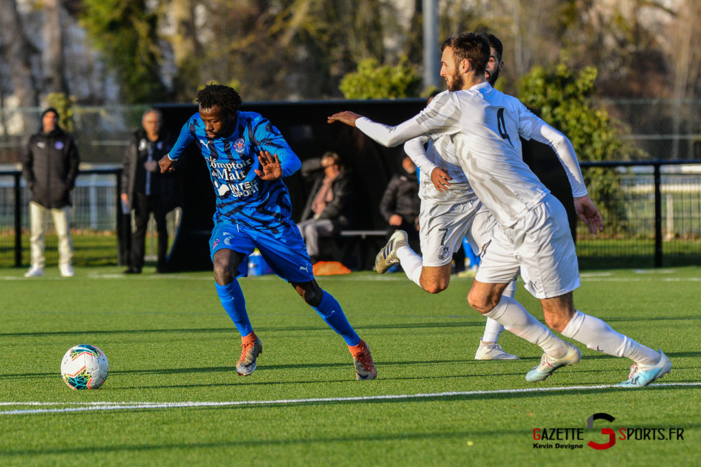 Football Amiens Sc B Vs Aca Kevin Devigne Gazettesports 72