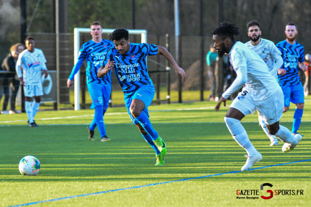 Football Amiens Sc B Vs Aca Kevin Devigne Gazettesports 76