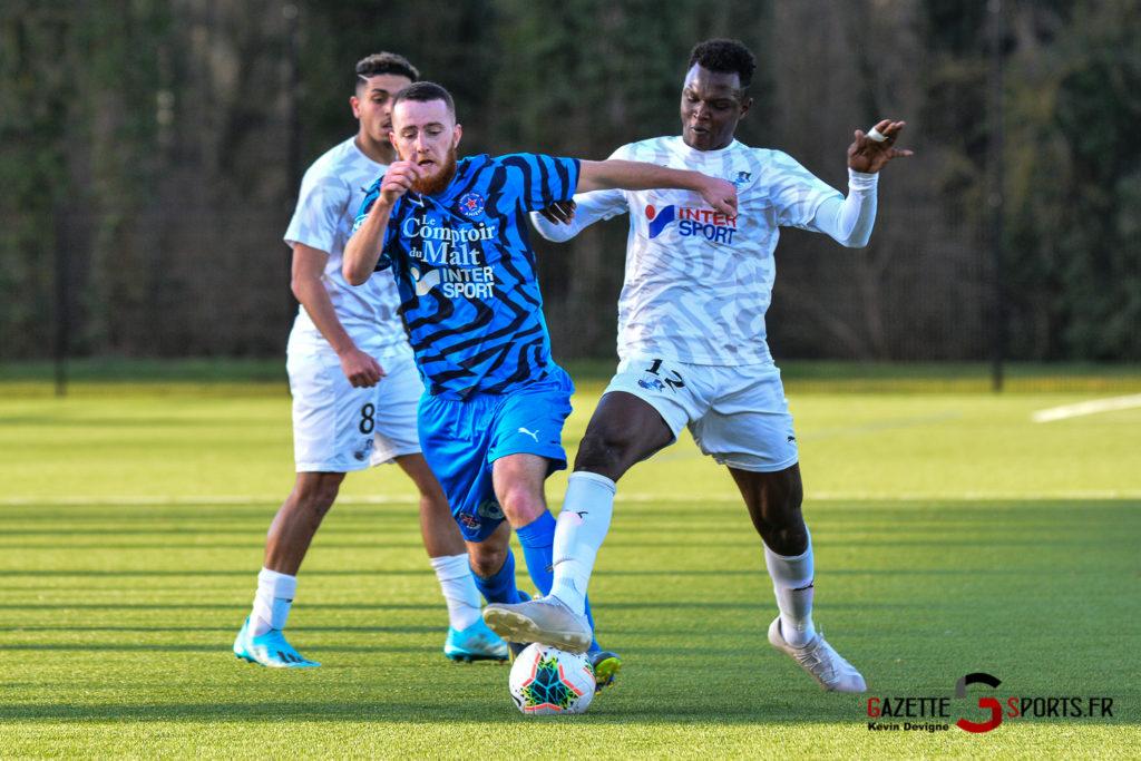 Football Amiens Sc B Vs Aca Kevin Devigne Gazettesports 77