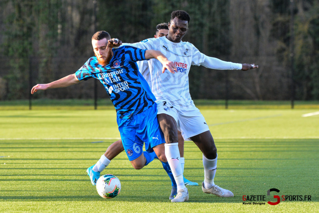 Football Amiens Sc B Vs Aca Kevin Devigne Gazettesports 78