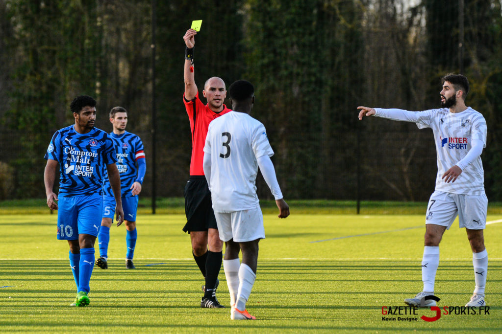 Football Amiens Sc B Vs Aca Kevin Devigne Gazettesports 79