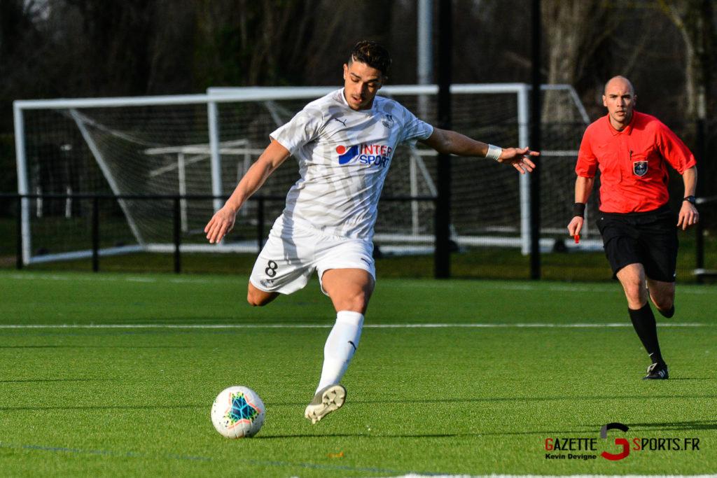 Football Amiens Sc B Vs Aca Kevin Devigne Gazettesports 8
