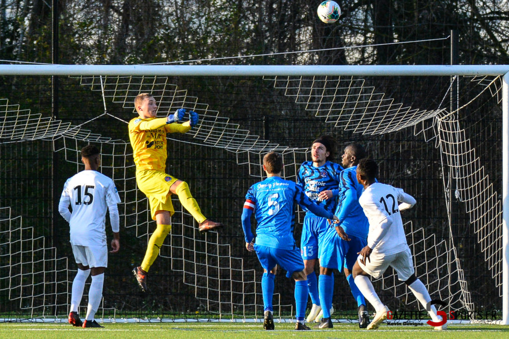 Football Amiens Sc B Vs Aca Kevin Devigne Gazettesports 82