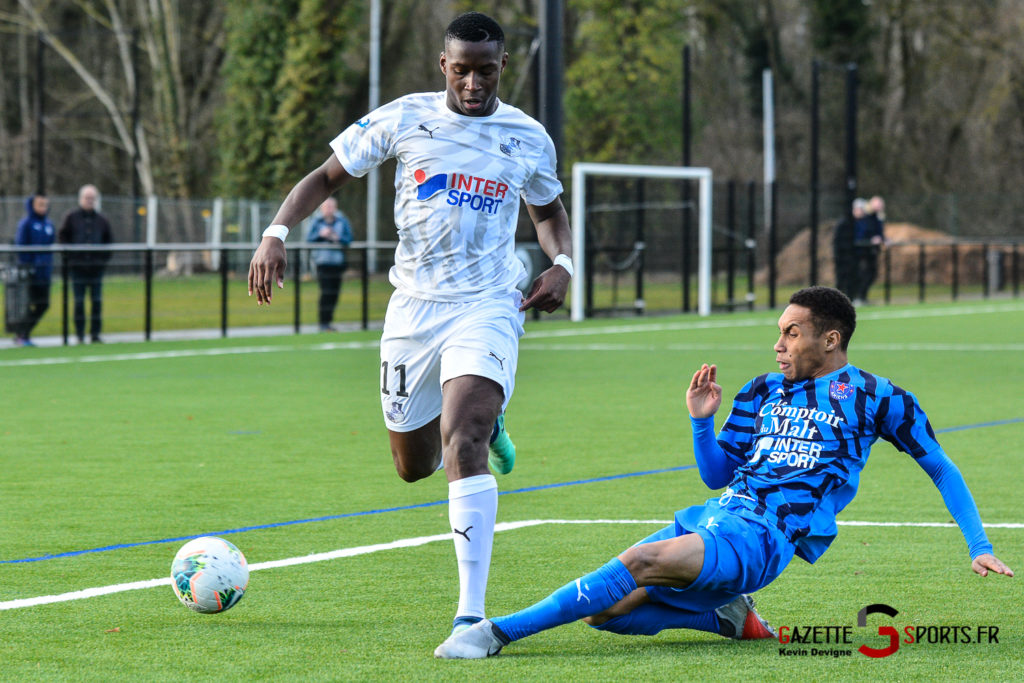 Football Amiens Sc B Vs Aca Kevin Devigne Gazettesports 9
