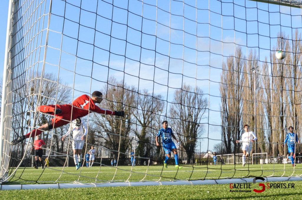 Football Amiens Sc B Vs Aca Kevin Devigne Gazettesports 92
