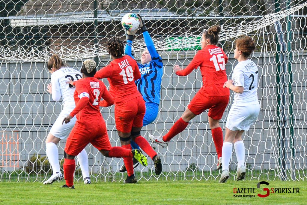 Football Amiens Sc Feminin Vs Nancy Kevin Devigne Gazettesports 13