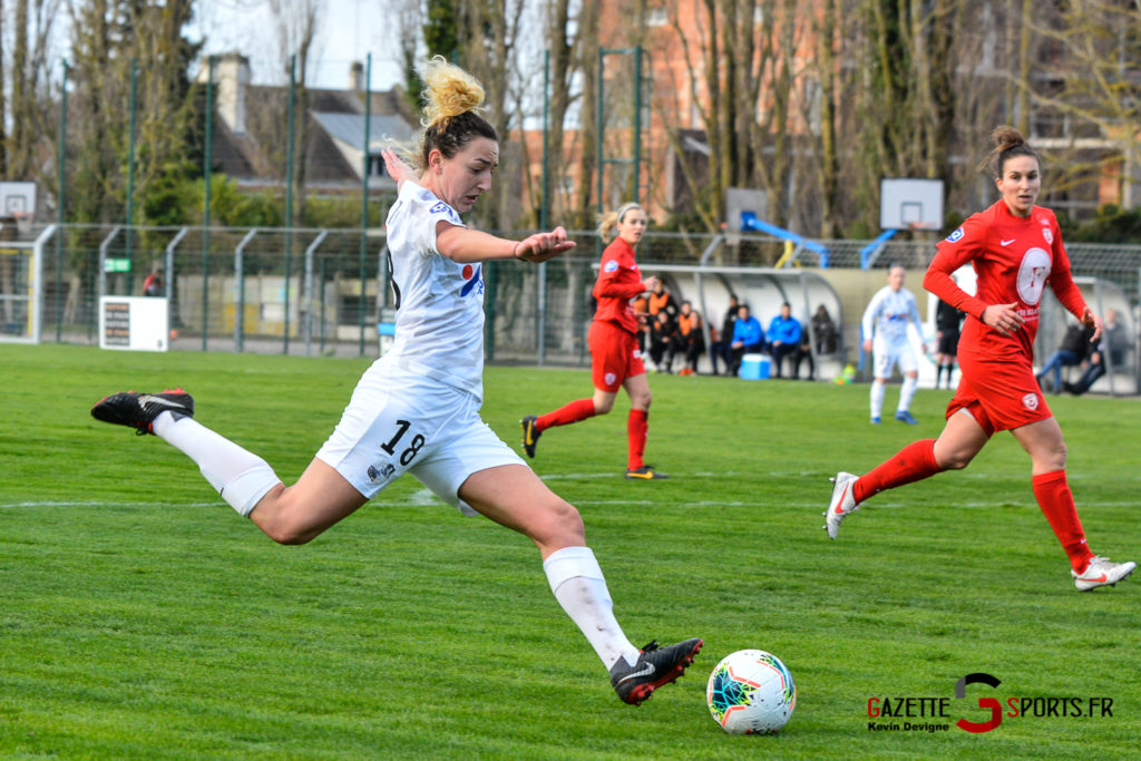 Football Amiens Sc Feminin Vs Nancy Kevin Devigne Gazettesports 18 1024x683