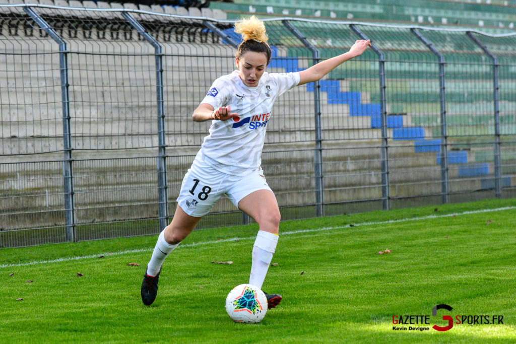 Football Amiens Sc Feminin Vs Nancy Kevin Devigne Gazettesports 21