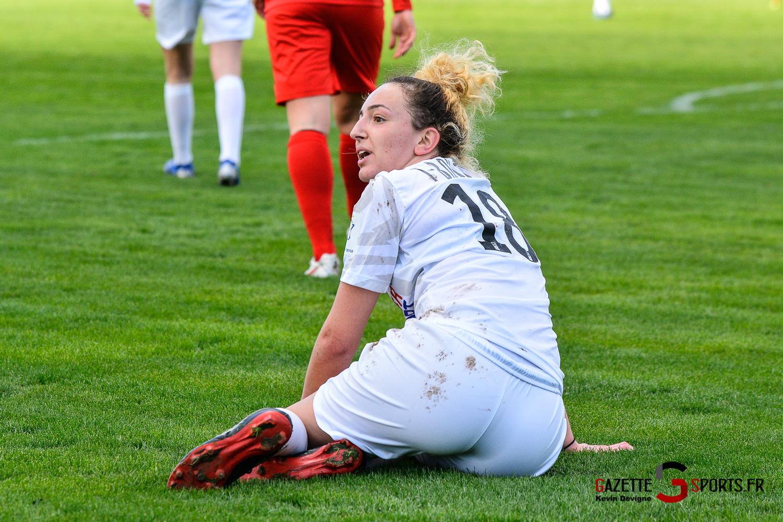Football Amiens Sc Feminin Vs Nancy Kevin Devigne Gazettesports 23