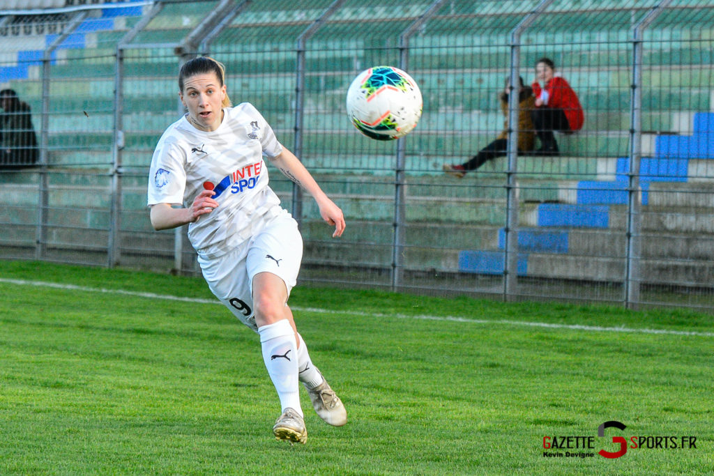 Football Amiens Sc Feminin Vs Nancy Kevin Devigne Gazettesports 32