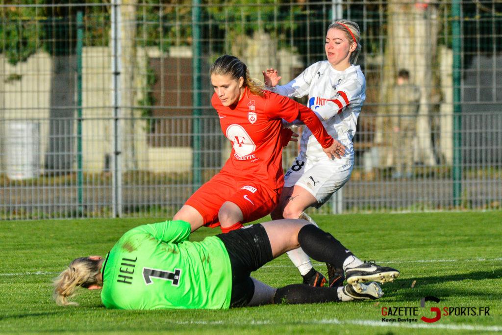 Football Amiens Sc Feminin Vs Nancy Kevin Devigne Gazettesports 37
