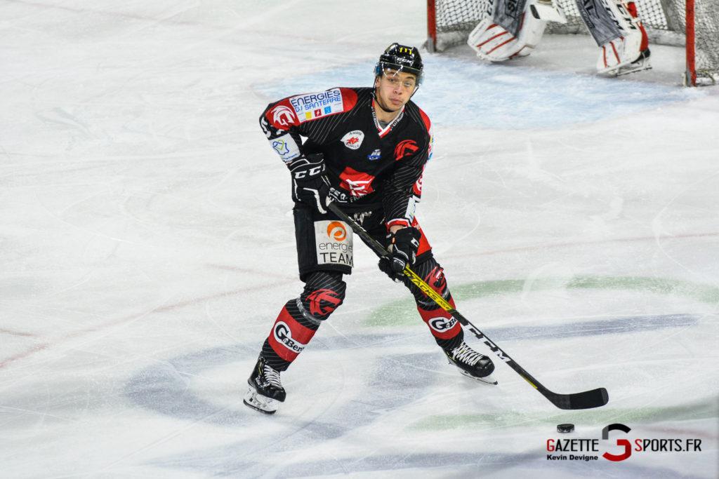 Hockey Sur Glace Gothiques Vs Rouen Kevin Devigne Gazettesports 10