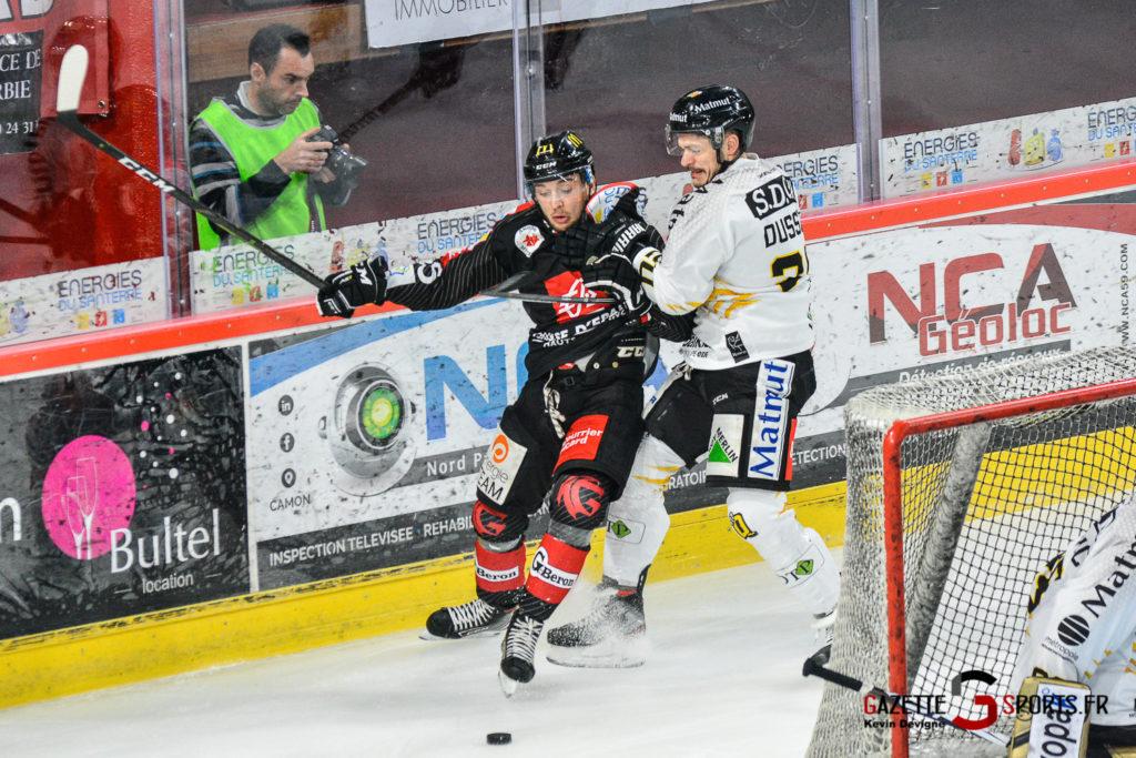 Hockey Sur Glace Gothiques Vs Rouen Kevin Devigne Gazettesports 11