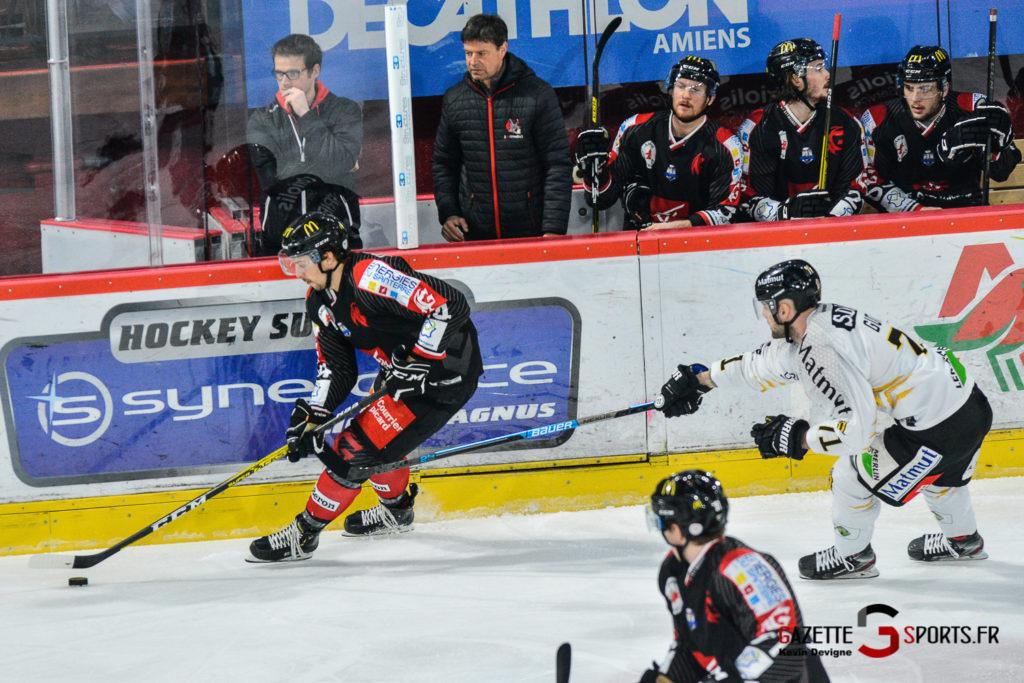 Hockey Sur Glace Gothiques Vs Rouen Kevin Devigne Gazettesports 12