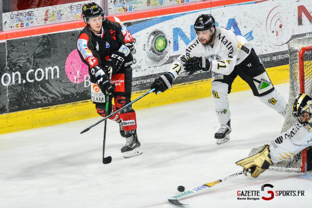 Hockey Sur Glace Gothiques Vs Rouen Kevin Devigne Gazettesports 14