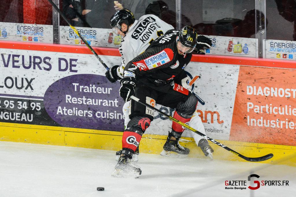 Hockey Sur Glace Gothiques Vs Rouen Kevin Devigne Gazettesports 15