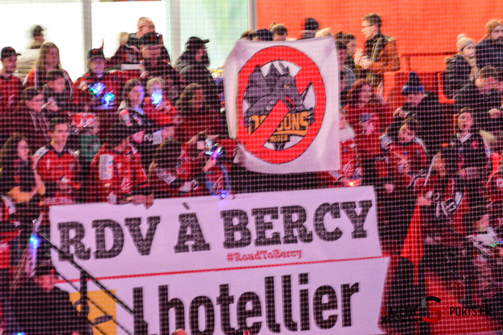 Hockey Sur Glace Gothiques Vs Rouen Kevin Devigne Gazettesports 2