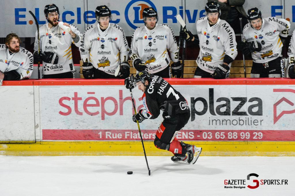 Hockey Sur Glace Gothiques Vs Rouen Kevin Devigne Gazettesports 20