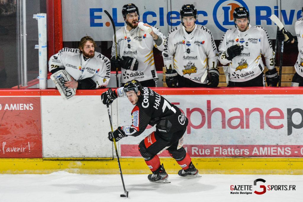 Hockey Sur Glace Gothiques Vs Rouen Kevin Devigne Gazettesports 21