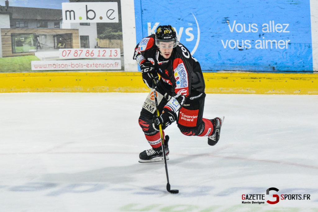 Hockey Sur Glace Gothiques Vs Rouen Kevin Devigne Gazettesports 22
