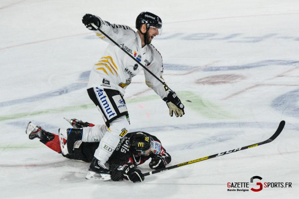 Hockey Sur Glace Gothiques Vs Rouen Kevin Devigne Gazettesports 23