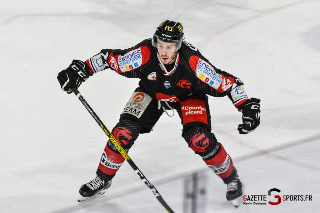 Hockey Sur Glace Gothiques Vs Rouen Kevin Devigne Gazettesports 26
