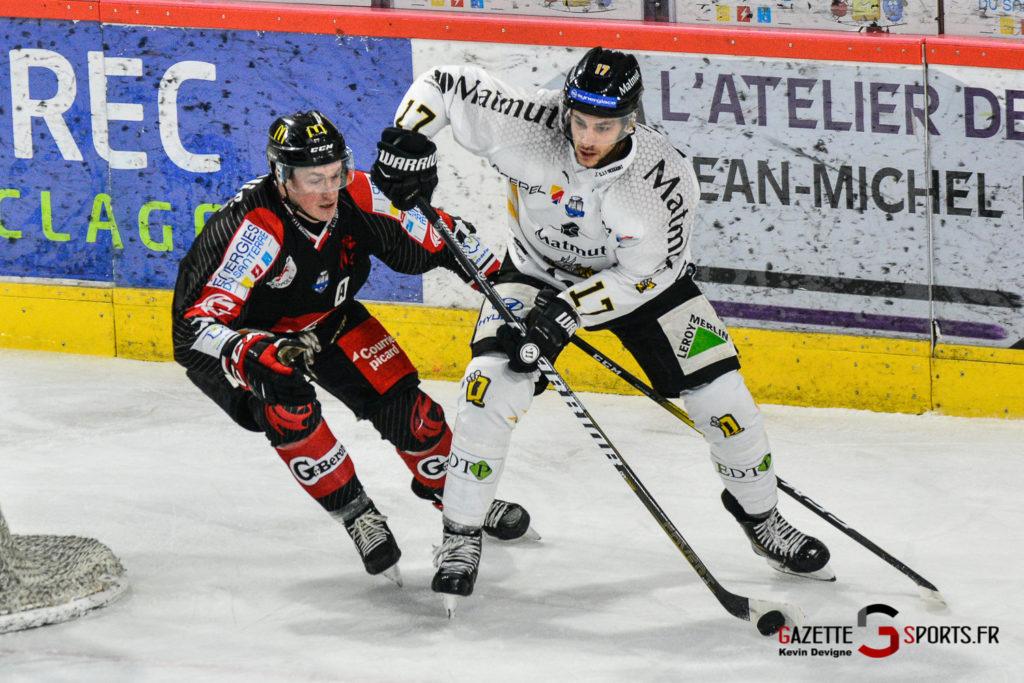 Hockey Sur Glace Gothiques Vs Rouen Kevin Devigne Gazettesports 27