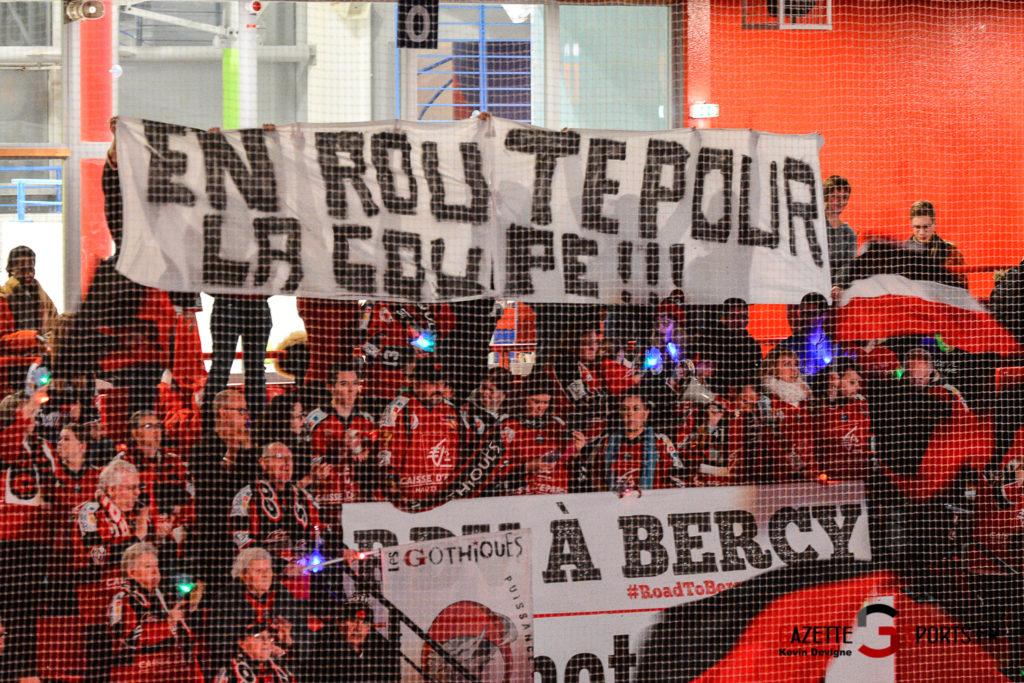 Hockey Sur Glace Gothiques Vs Rouen Kevin Devigne Gazettesports 3