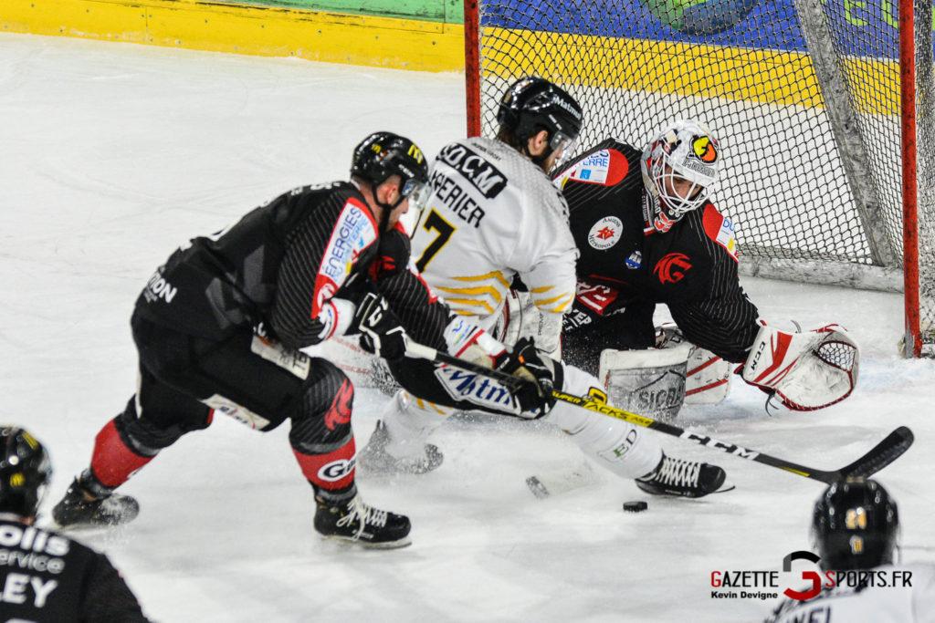 Hockey Sur Glace Gothiques Vs Rouen Kevin Devigne Gazettesports 30