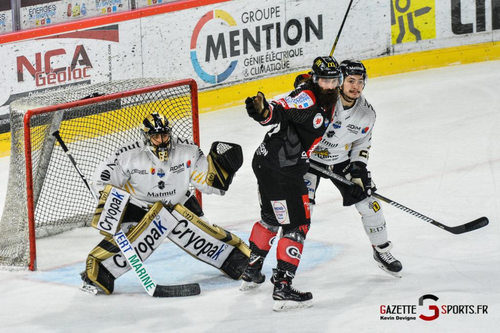 Hockey Sur Glace Gothiques Vs Rouen Kevin Devigne Gazettesports 36