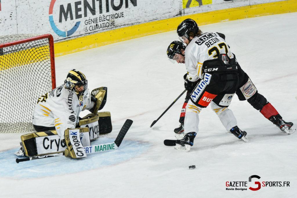 Hockey Sur Glace Gothiques Vs Rouen Kevin Devigne Gazettesports 38