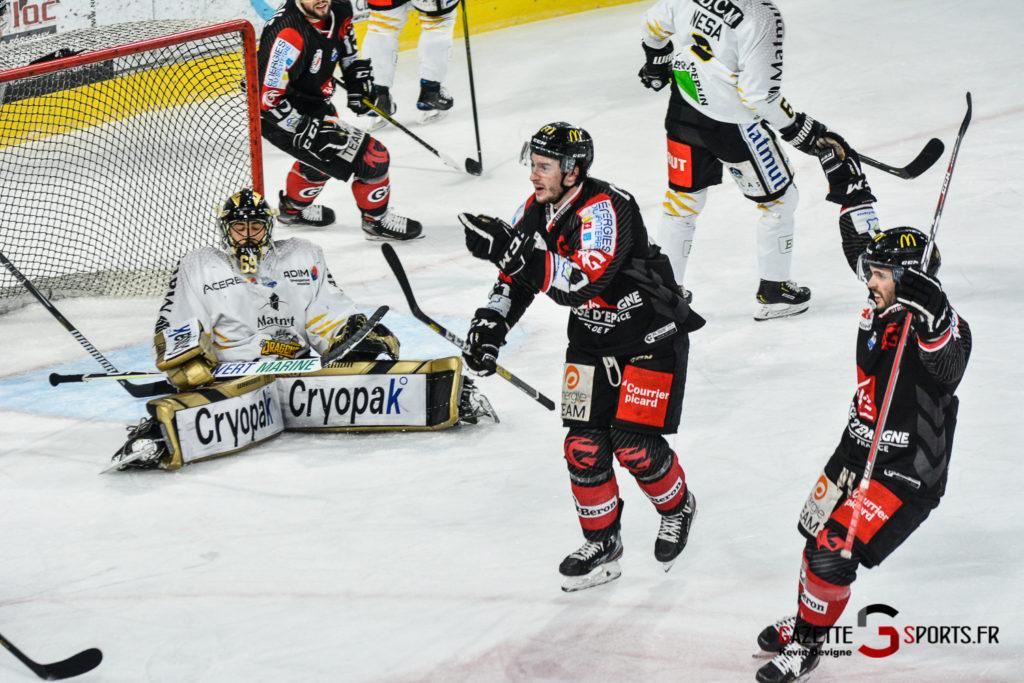 Hockey Sur Glace Gothiques Vs Rouen Kevin Devigne Gazettesports 39