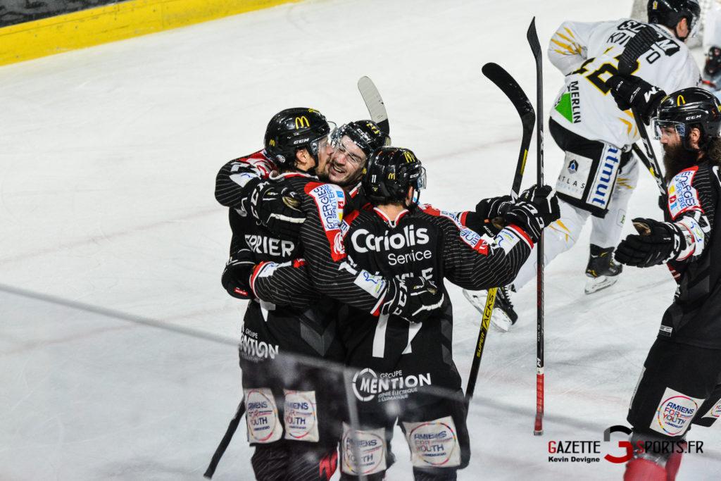 Hockey Sur Glace Gothiques Vs Rouen Kevin Devigne Gazettesports 40