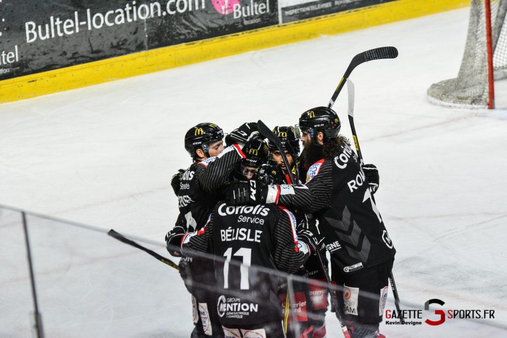 Hockey Sur Glace Gothiques Vs Rouen Kevin Devigne Gazettesports 41