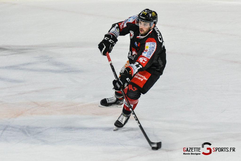 Hockey Sur Glace Gothiques Vs Rouen Kevin Devigne Gazettesports 42