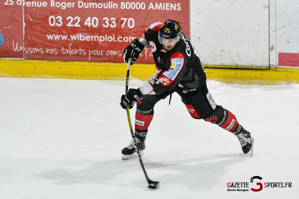 Hockey Sur Glace Gothiques Vs Rouen Kevin Devigne Gazettesports 45