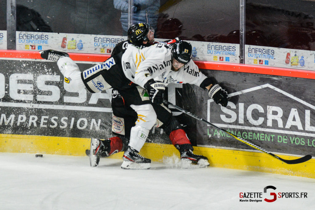 Hockey Sur Glace Gothiques Vs Rouen Kevin Devigne Gazettesports 46