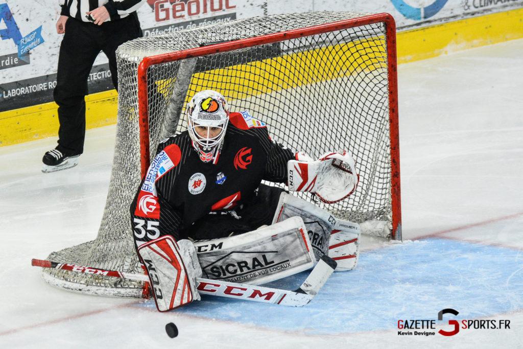 Hockey Sur Glace Gothiques Vs Rouen Kevin Devigne Gazettesports 47