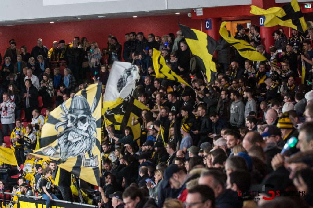 Hockey Sur Glace Gothiques Vs Rouen Kevin Devigne Gazettesports 5