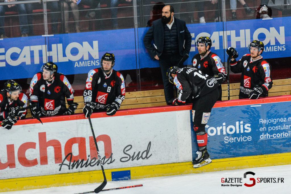 Hockey Sur Glace Gothiques Vs Rouen Kevin Devigne Gazettesports 53