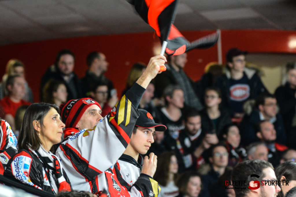 Hockey Sur Glace Gothiques Vs Rouen Kevin Devigne Gazettesports 56