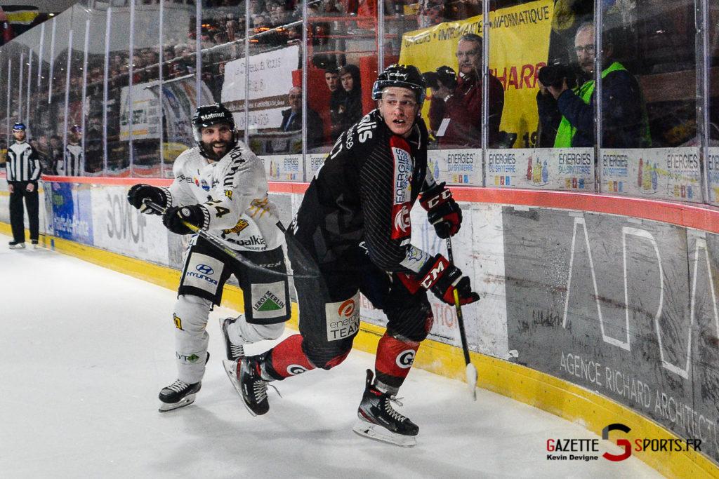 Hockey Sur Glace Gothiques Vs Rouen Kevin Devigne Gazettesports 57