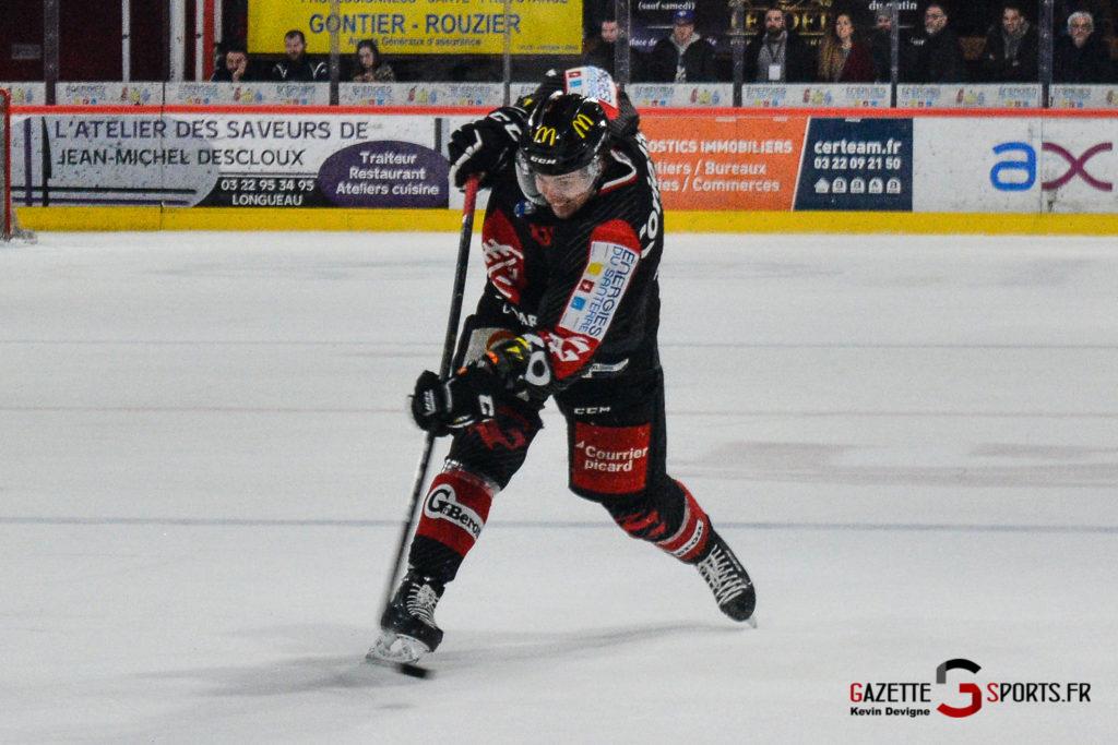 Hockey Sur Glace Gothiques Vs Rouen Kevin Devigne Gazettesports 61