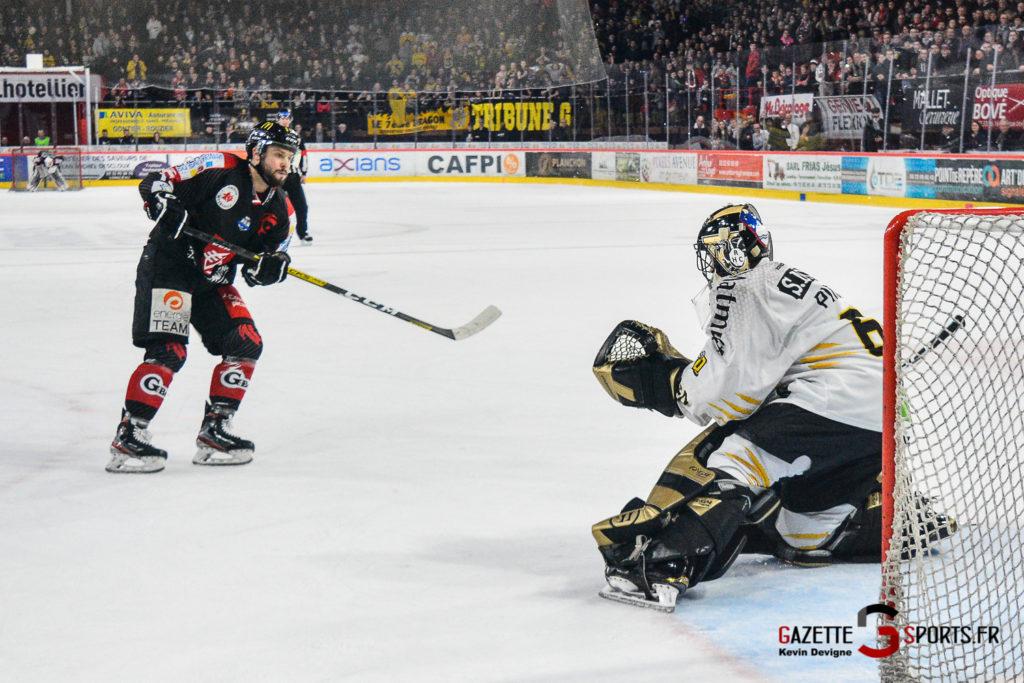 Hockey Sur Glace Gothiques Vs Rouen Kevin Devigne Gazettesports 65