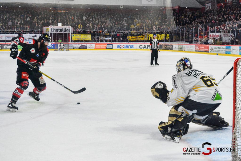 Hockey Sur Glace Gothiques Vs Rouen Kevin Devigne Gazettesports 66
